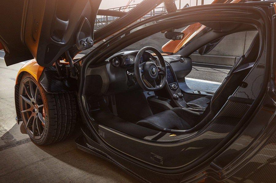 McLaren P1 XP McLaren提供