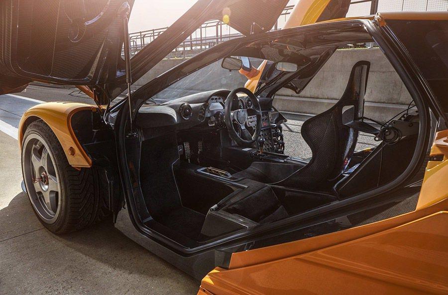 McLaren F1 GTR McLaren提供