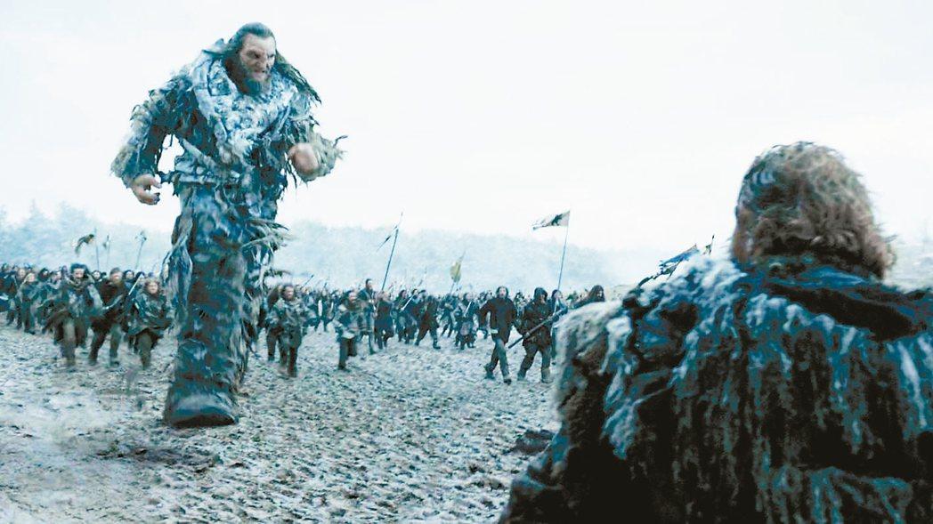 「冰與火之歌:權力遊戲」雖然紅遍全球,卻不會刻意延長。 圖/HBO提供