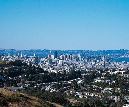 舊金山灣區已成為全球新創火車頭。