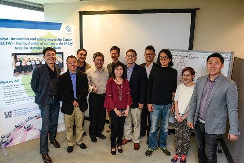 台灣創新創業中心插旗矽谷灣區,協助台灣新創團隊接軌世界。