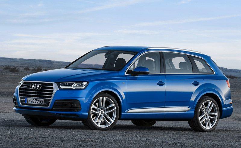 Audi Q5至今來到第二代大改款。 摘自Audi