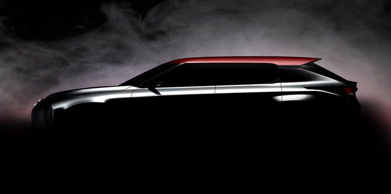 Mitsubishi推出跑格十足的概念休旅車Ground Tourer。 摘自M...
