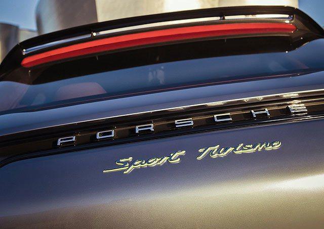 Panamera Sport Turismo將在巴黎車展亮相。 摘自Porsch...