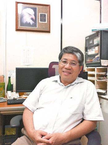台大農經系教授徐世勳呼籲政府應用減法思維看農業。 記者何定照/攝影