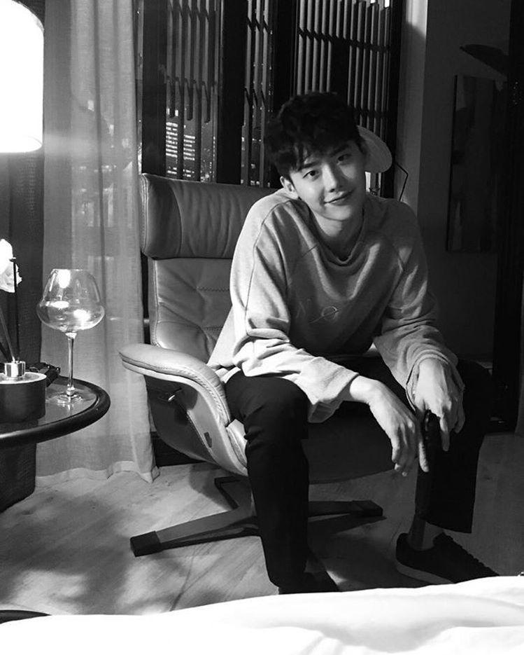 圖/擷自李鍾碩instagram