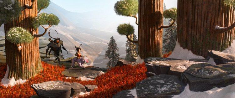 萊卡動畫工作室的動畫片「酷寶:魔弦傳說」請到奧斯卡影后莎莉塞隆和影帝馬修麥康納獻...