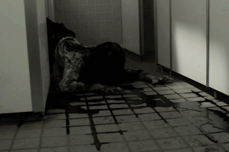 「第三間的花子」故事到此結束囉!我們下次見! 圖/《トイレの花子さん 新劇場版》