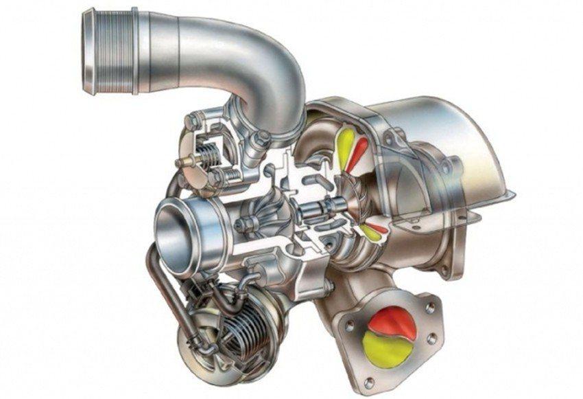 雙渦流渦輪大幅改善了廢氣能量推動渦輪葉片的效率,因此也愈來愈多渦輪增壓引擎導入使...