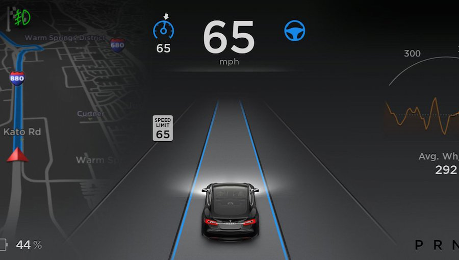 Tesla準備推出Autopilot 2.0自動駕駛系統更新。 Tesla提供