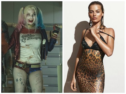 當紅電影《自殺突擊隊Suicide Squad》中,邪惡又帶點可愛的「小丑女(Harley Quinn)」(圖左/imdb)一角,雖沒有超能力,但高強格鬥術與「唯恐天下不亂」的瘋狂行徑擄獲眾多粉絲的...