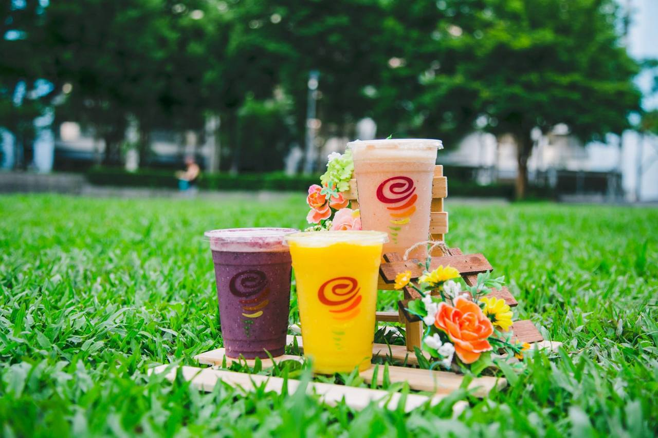 Jamba Juice 圖/擷自 Jamba Juice Taiwan