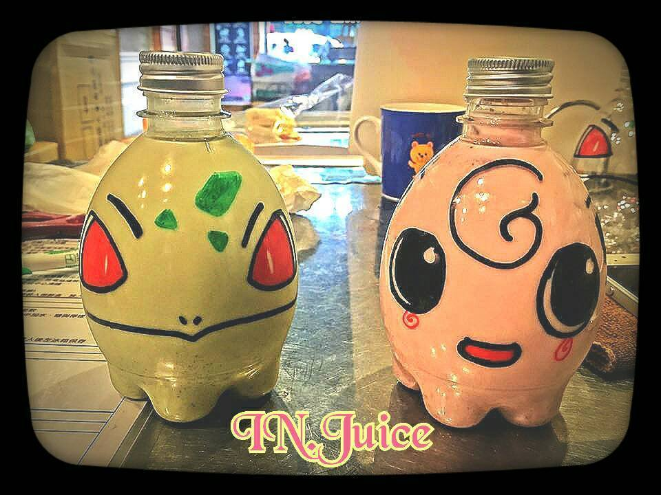 IN. JUICE 圖/擷自 IN. JUICE 現打果汁果昔專賣店