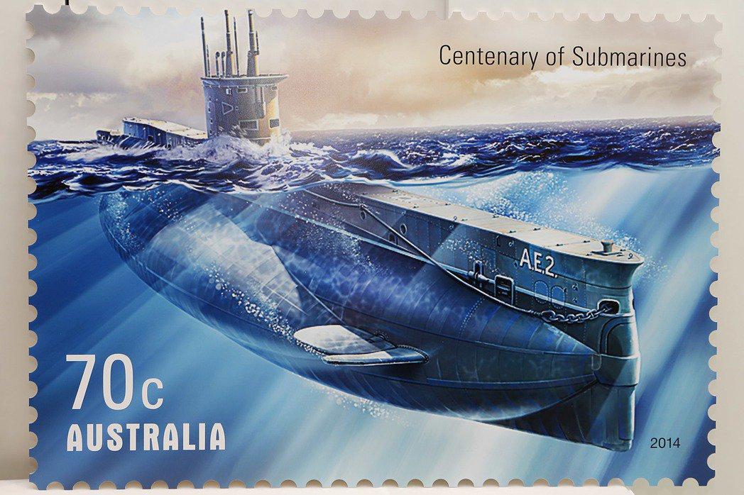 AE2號「壯烈犧牲」的故事,也成為皇家海軍的英勇代表。但一戰之後,澳洲卻因經濟壓...
