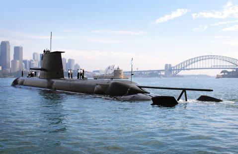 沉默艦隊:澳洲的潛艦國造之路