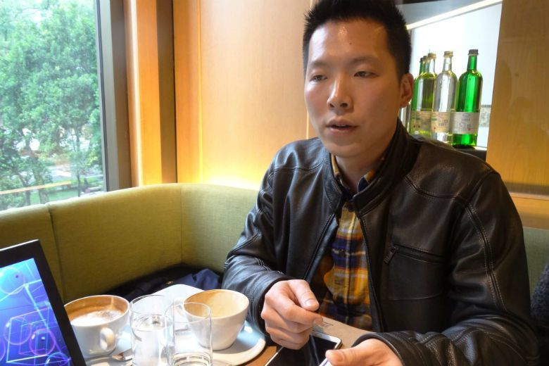 在第36屆國際技能競賽奪得第一名的板金國手馬祥原,現在在中國經營汽車事業,但諷刺的是,馬祥原透露能有現在的發展,是因為當初國手比完賽後在台灣找不到發展,才前去中國而闖出名堂。 圖/取自技職3.0