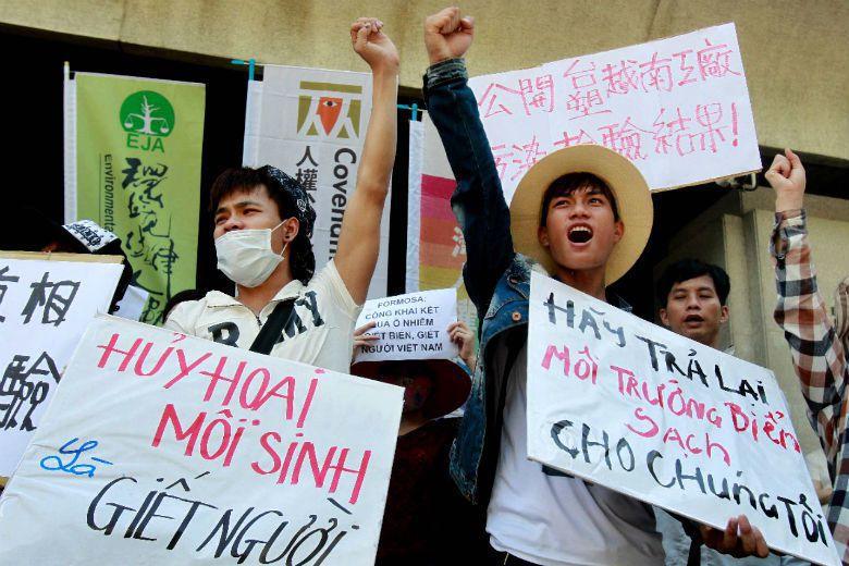 台塑河靜廠事件需從環境政治的視角觀看,台塑在此次投資案中忽略了什麼?越南環保政治...