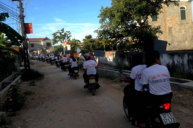 Viet Tan除曾介入組織兩年前的越南反華暴動之外,近年來也積極透過包括環保、...