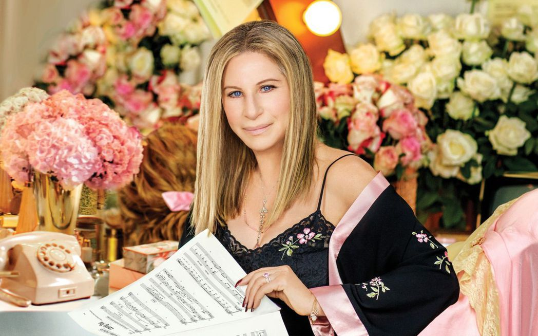 歌手芭芭拉史翠珊。圖/索尼提供