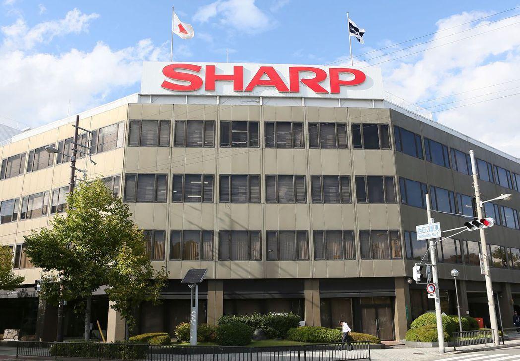 上周五市場盛傳美國蘋果公司正在跟夏普(Sharp)談判,希望夏普能供應蘋果下一代...