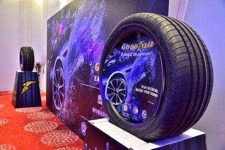 固特異Eagle F1 Asymmetric 3新胎發表 專攻頂級市場