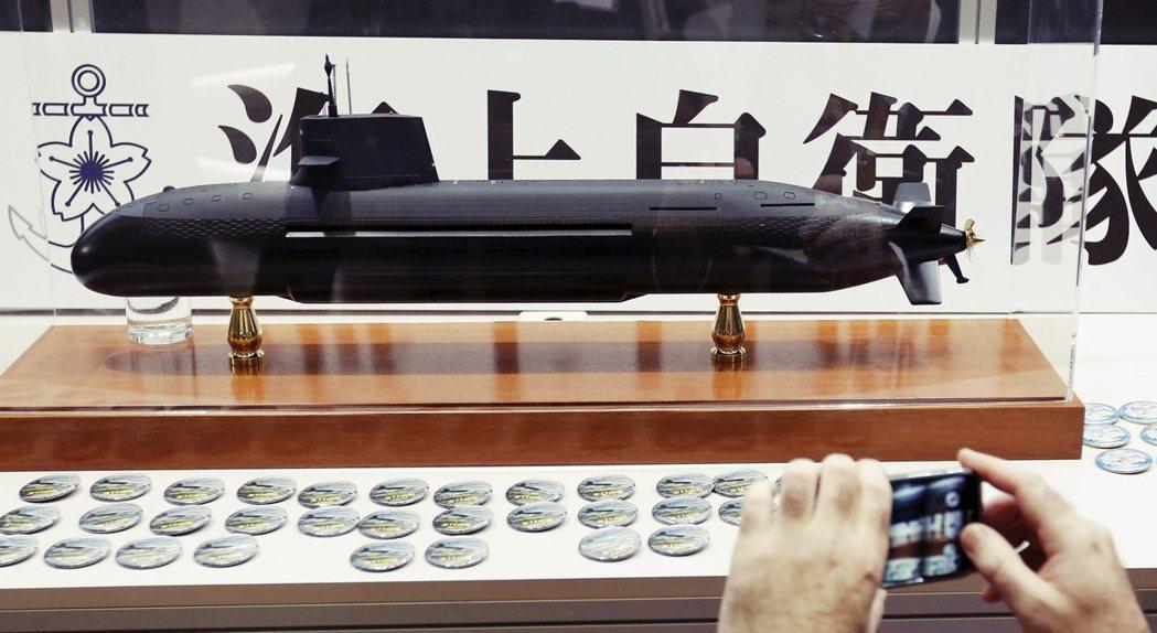 日本海自多次放話,暗示不打算與澳洲分享其引以為傲的潛艦靜音技術,以及NS100高...