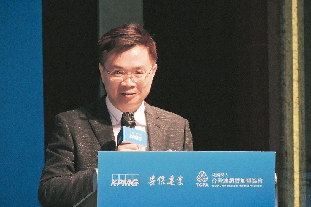 原總統府新南向辦公室主任黃志芳將接任外貿協會董事長。 報系資料照