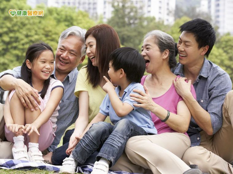 延年益壽 家人比朋友重要