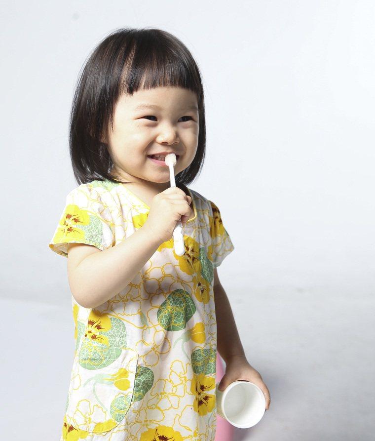 0-6歲各年齡層的齲齒率居高不下。本報系資料照