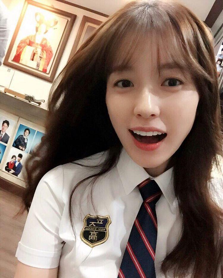 擷自BH Entertainment IG