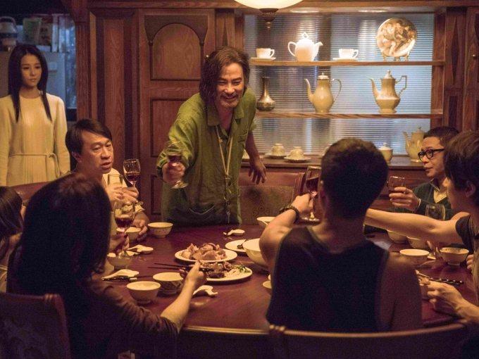 「樓下的房客」電影劇照。圖/安邁進提供