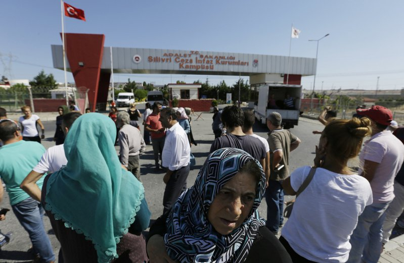土耳其監獄爆滿 國際輿論施壓