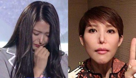 日前韓國女團「I.O.I」隊長林娜榮,曾在節目中挫氣啜泣,結果鼻子竟塌陷,影片在網路上瘋傳,當時許多人都懷疑她的鼻子疑似整形所致。不過,曾飾演「甄環傳」皇后的蔡少芬,日前在微博當場表演鼻子凹陷的畫面...
