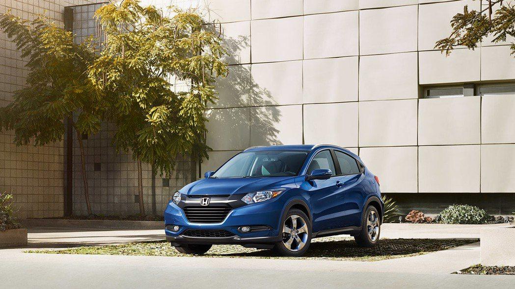 Honda HR-V是今年重量級的國產新車款。 圖/Honda提供