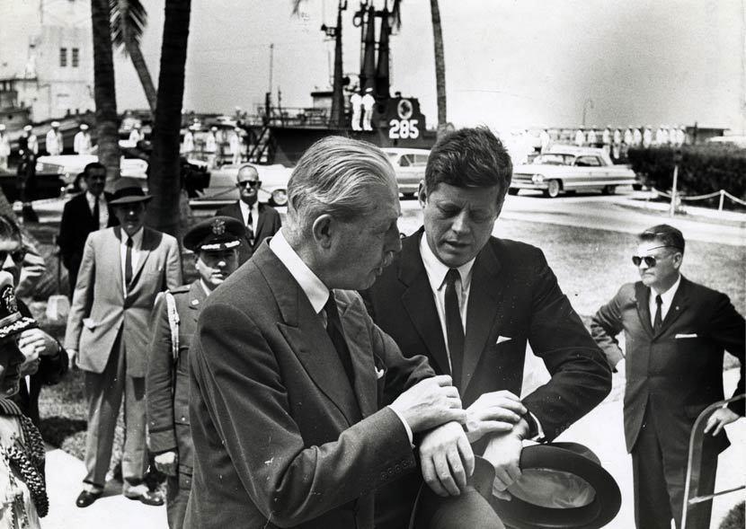拿騷協議後,英國從美國那取得了新的玩意兒——北極星飛彈。 圖/維基百科