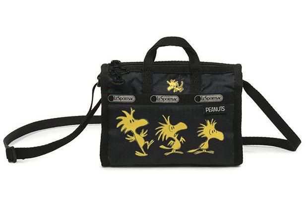 迷你Woodstock肩背包,2550元。圖/LeSportsac提供