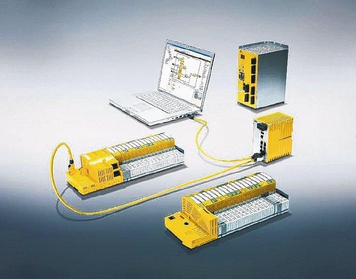 Pilz PSS 4000自動化系統可一致地分配控制功能,相對於現有的系統,可更...