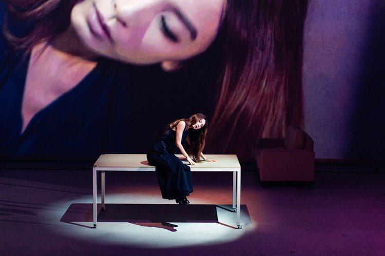 田馥甄的專輯「日常」成為音樂舞台劇的素材。圖/SHAO YEN提供