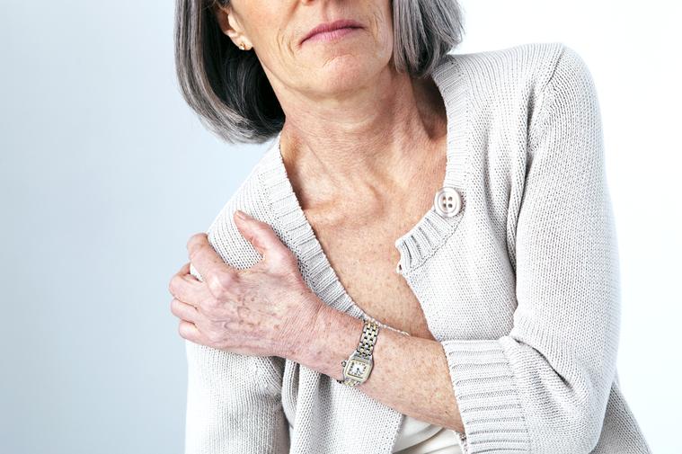肩關節是人體活動度最大的關節,肩部不適和疼痛是很常見的。 圖/shutterst...