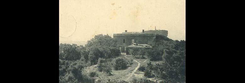 1910年的打狗英國領事館。 圖/取自維基共享