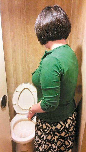 上完公廁不洗手 小心HPV病毒上門 本報資料照片