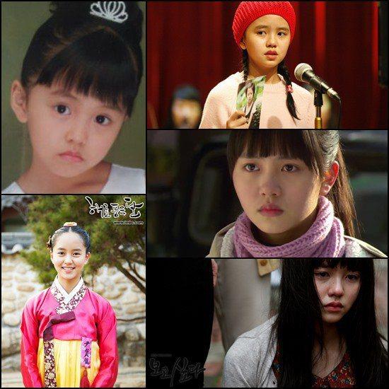 金所炫童星時期,已詮釋許多不同類型的角色。圖/摘自kpopn.niusnews....