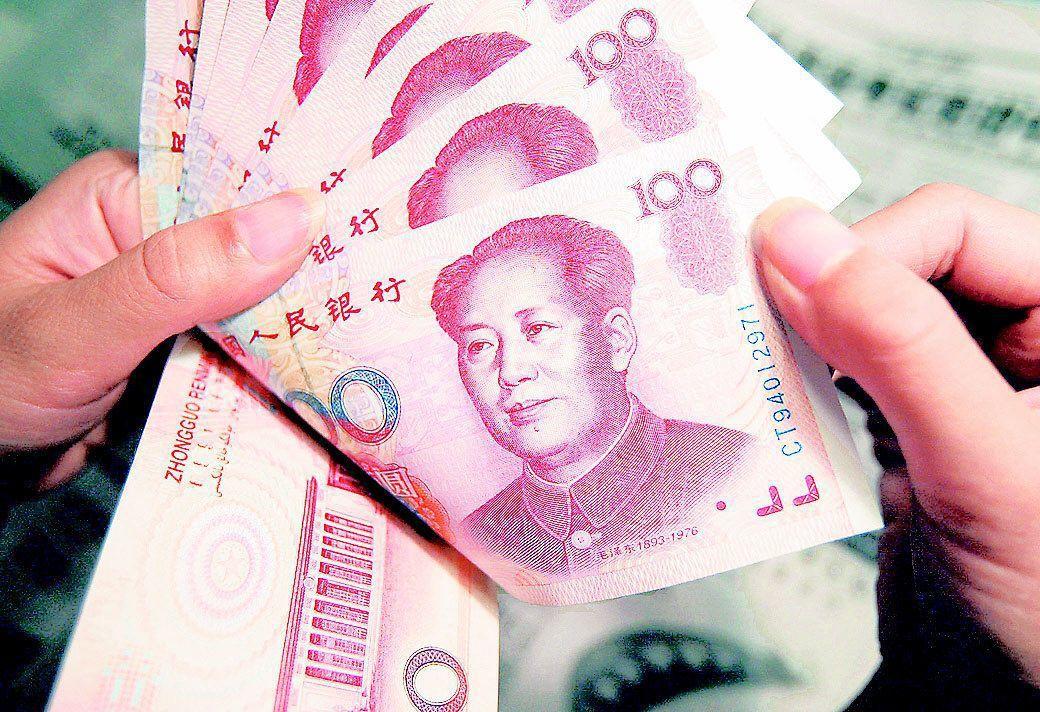 中國的貨幣政策已默默地展開緊縮行動。 圖/美聯社