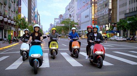 銷售創新高 Gogoro連11個月稱霸電動機車