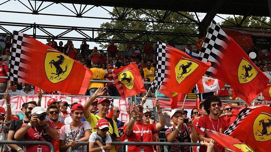 摘自F1官方