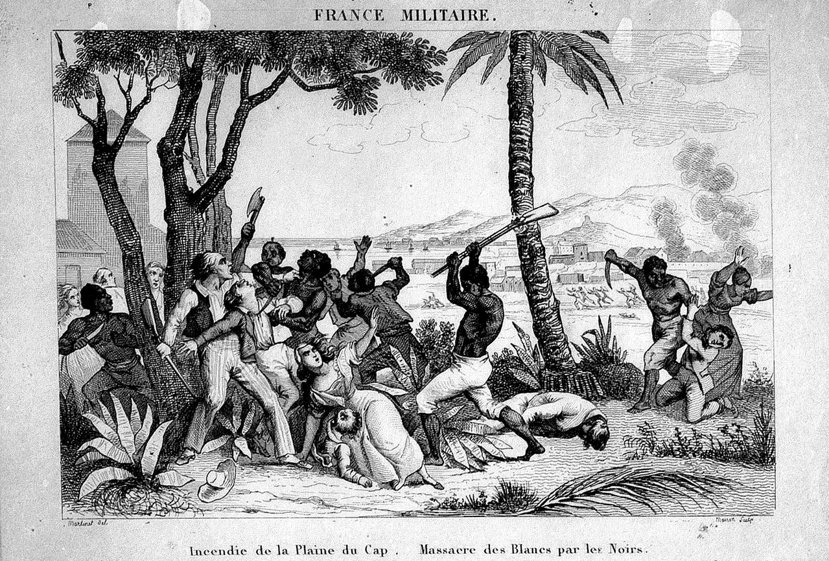1791年,被剝削到極致的黑奴們,與其白人奴隸主之間的緊張關係沸騰至高點。 ...