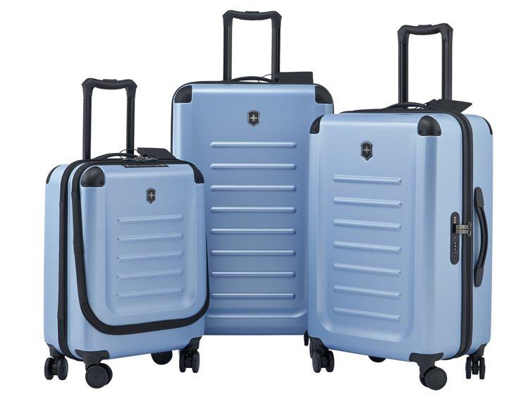Victorinox硬殼行李箱Spectra 2.0系列,大中華區限定色。圖/V...