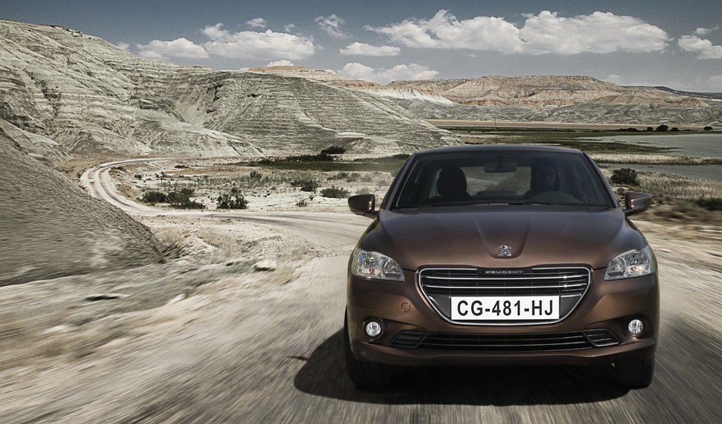 Peugeot 301,售價66.8萬起。 圖/寶嘉聯合提供