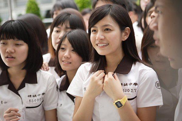 陳妍希出道10年,演出九把刀電影《那些年,我們一起追的女孩》校園情人沈佳宜一角走...