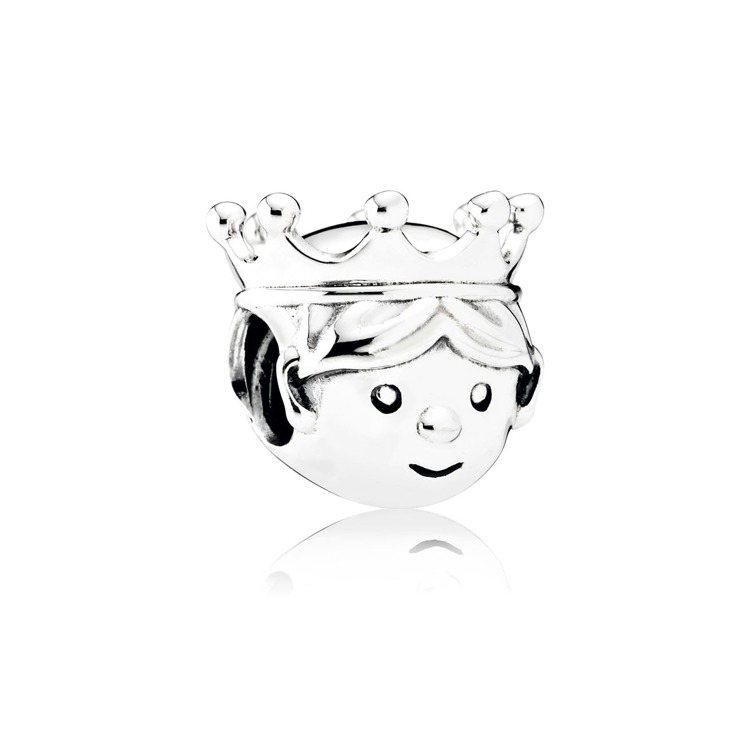 小王子925銀串飾,1,380元。圖/PANDORA提供